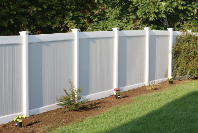 vinyl privacy fence panels