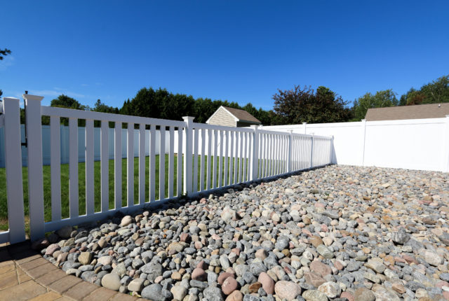 white fence panel supply in Pittsburgh pa