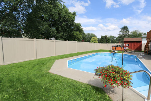 Pool Fence Designs & Pictures