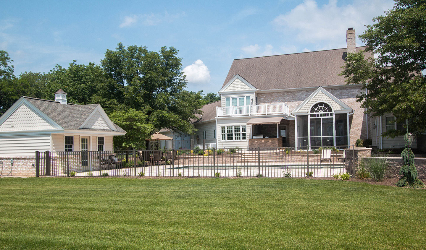 What Does An Aluminum Fence Cost Freedom Fence Blog