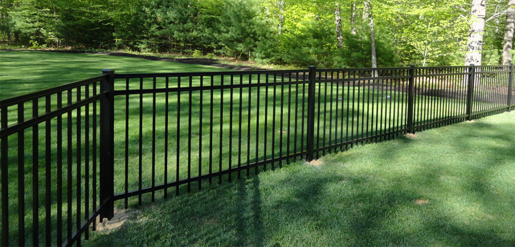The Most Popular Aluminum Fence Colors
