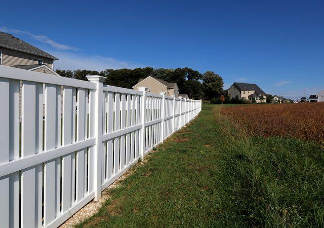 residential vinyl fence installers