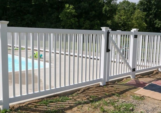 Pennsylvania approved pool fence