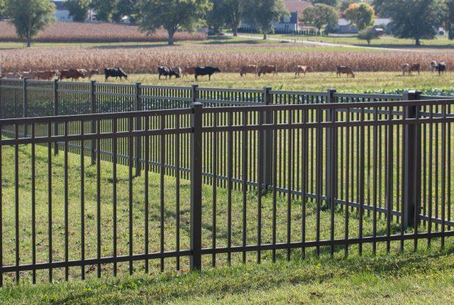 Fencing in Bradford Woods, PA