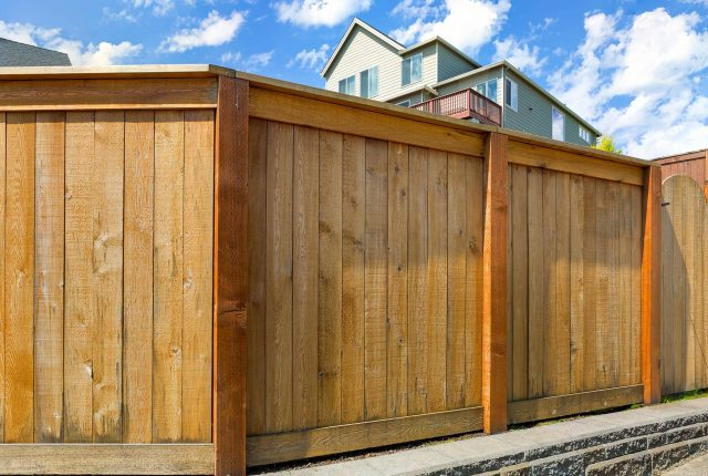 Most Popular Wood Privacy Fence Styles