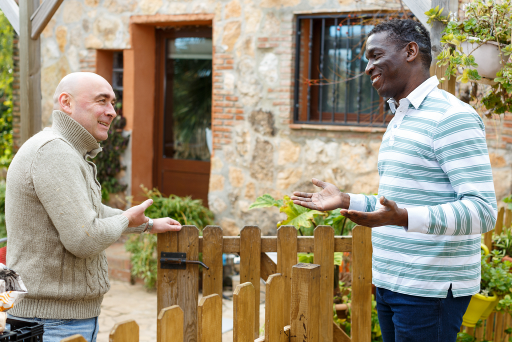 Fence Etiquette: What to Know & How to Talk to Neighbors